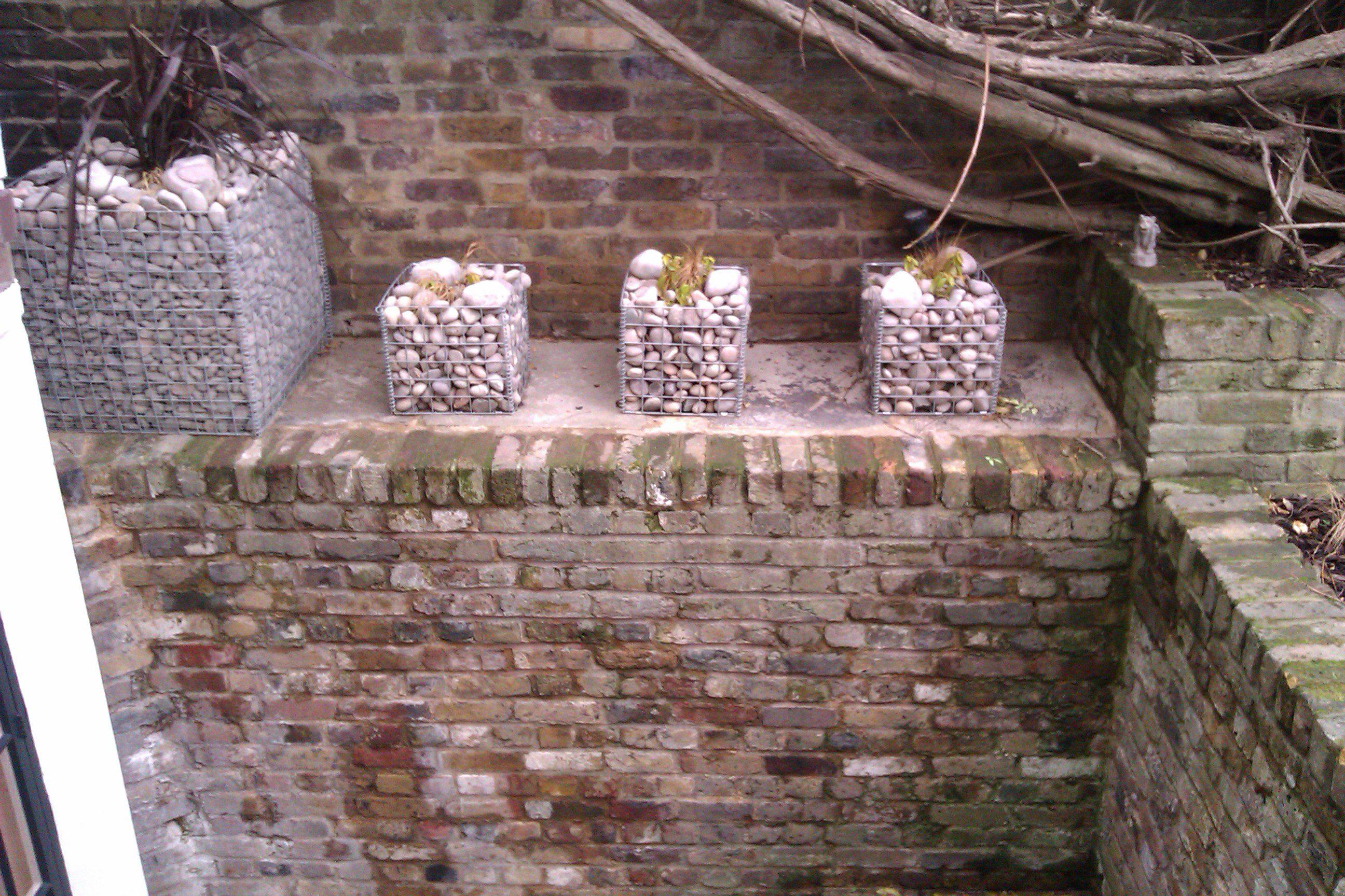 Garden Design With Stones