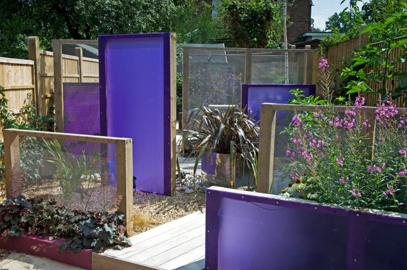Garden Design Top Tips Putting Things Into Perspex Tive