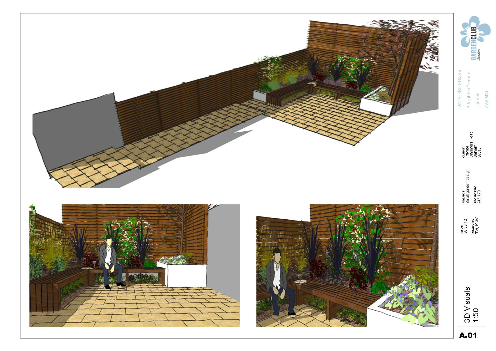 Google Sketch Up for Garden Designers Garden Design
