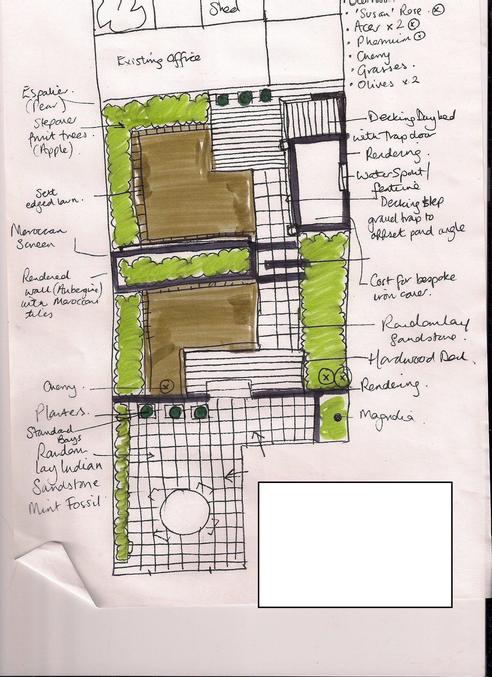 garden design for east london morocco es to walthamstow