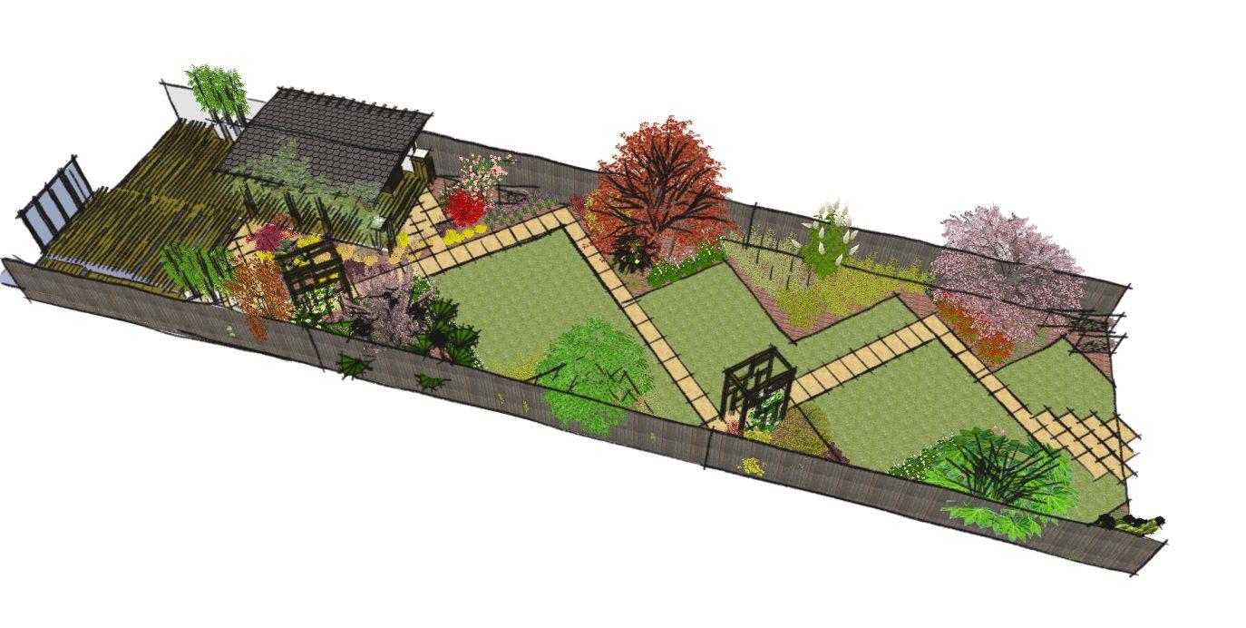 Ed186 visual 1 earth designs garden design and build for Garden design visualiser