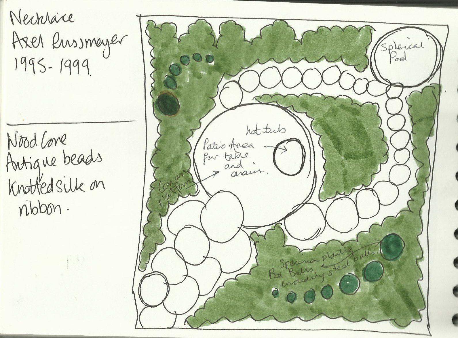 Garden Design Inspiration a circular garden Earth Designs