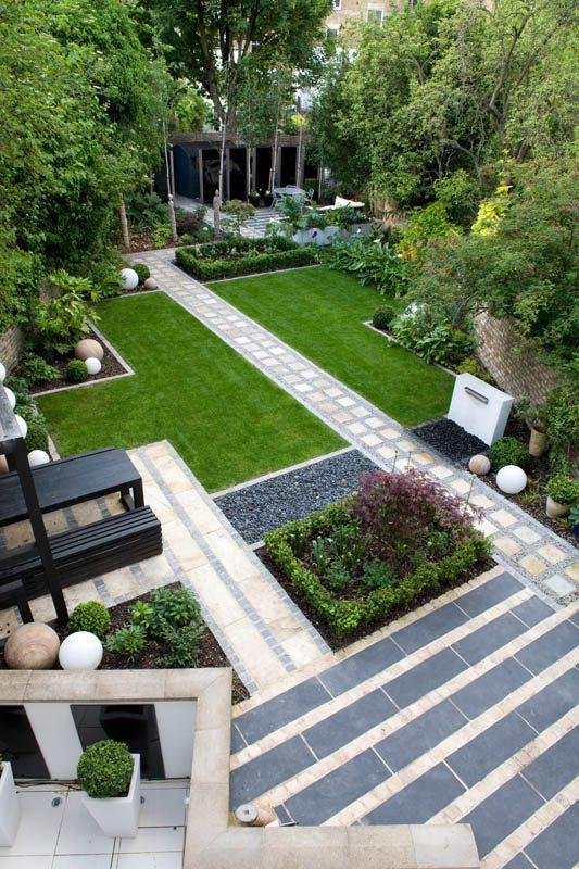Wanting to create a modern Japanese Garden Design?