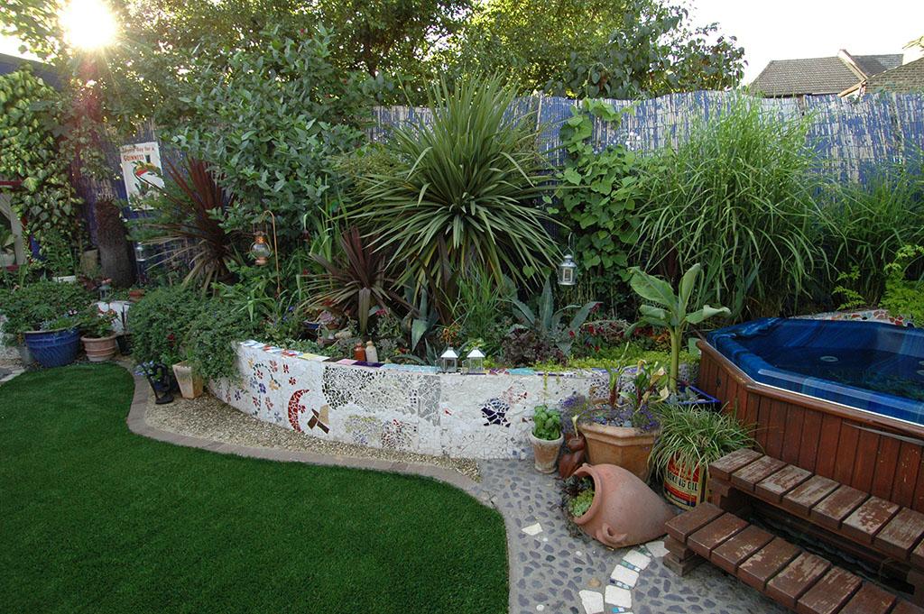 Portfolio earth designs garden design and build for Garden design east london
