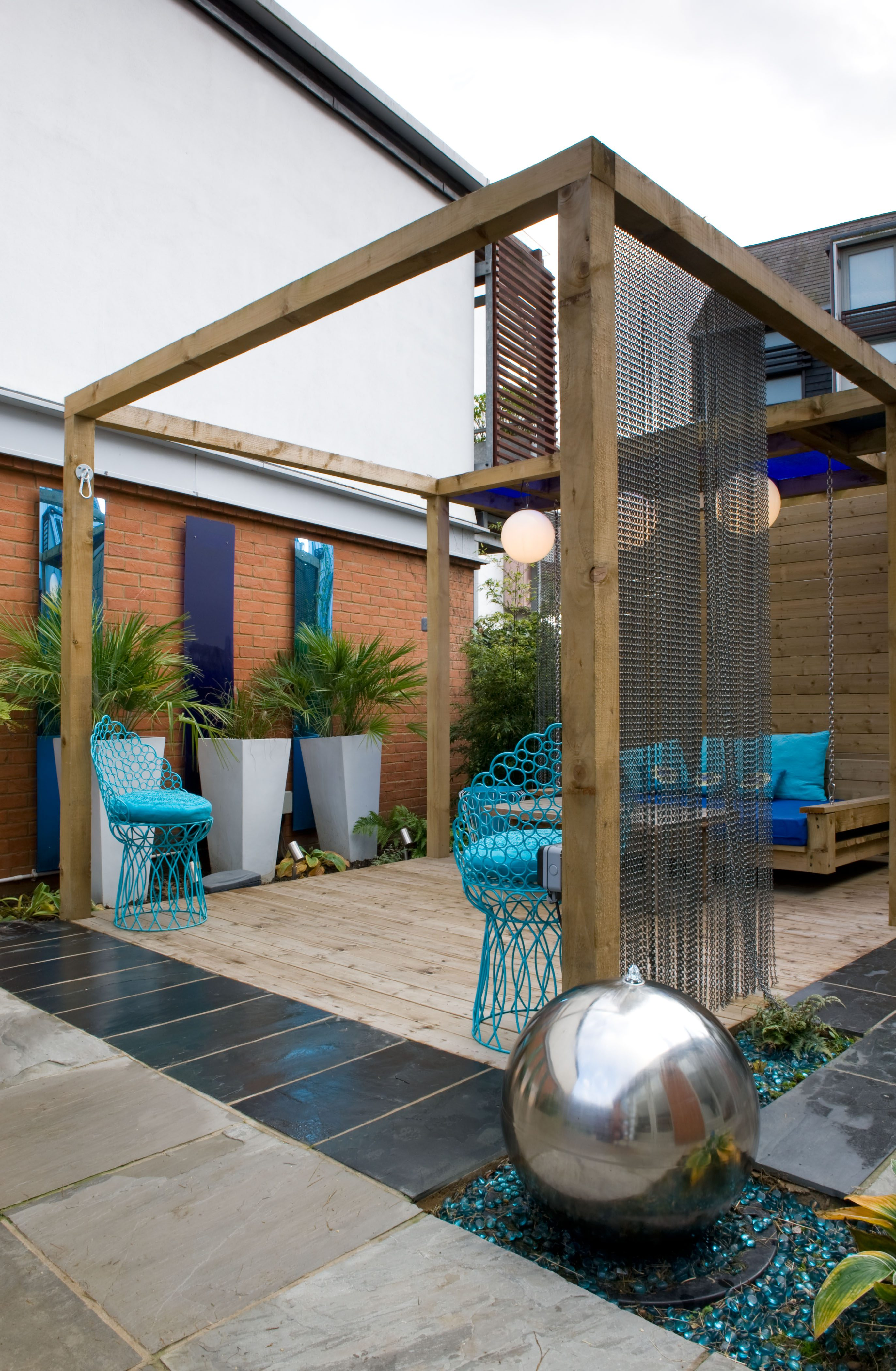 Courtyard Garden Design - how to create the perfect piazza ...