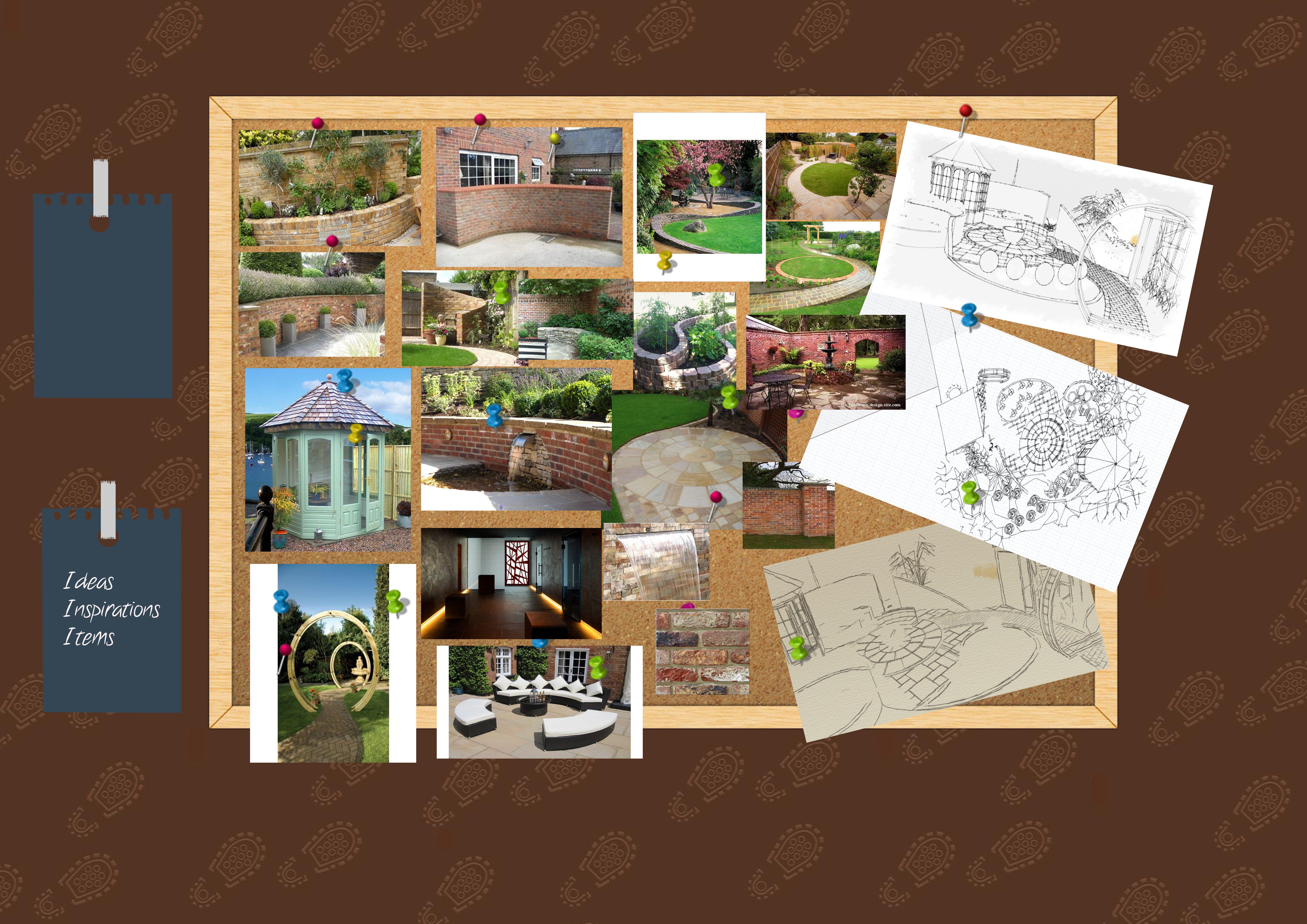 Garden Design Ideas Board Ed Earth Designs Garden Design And Build