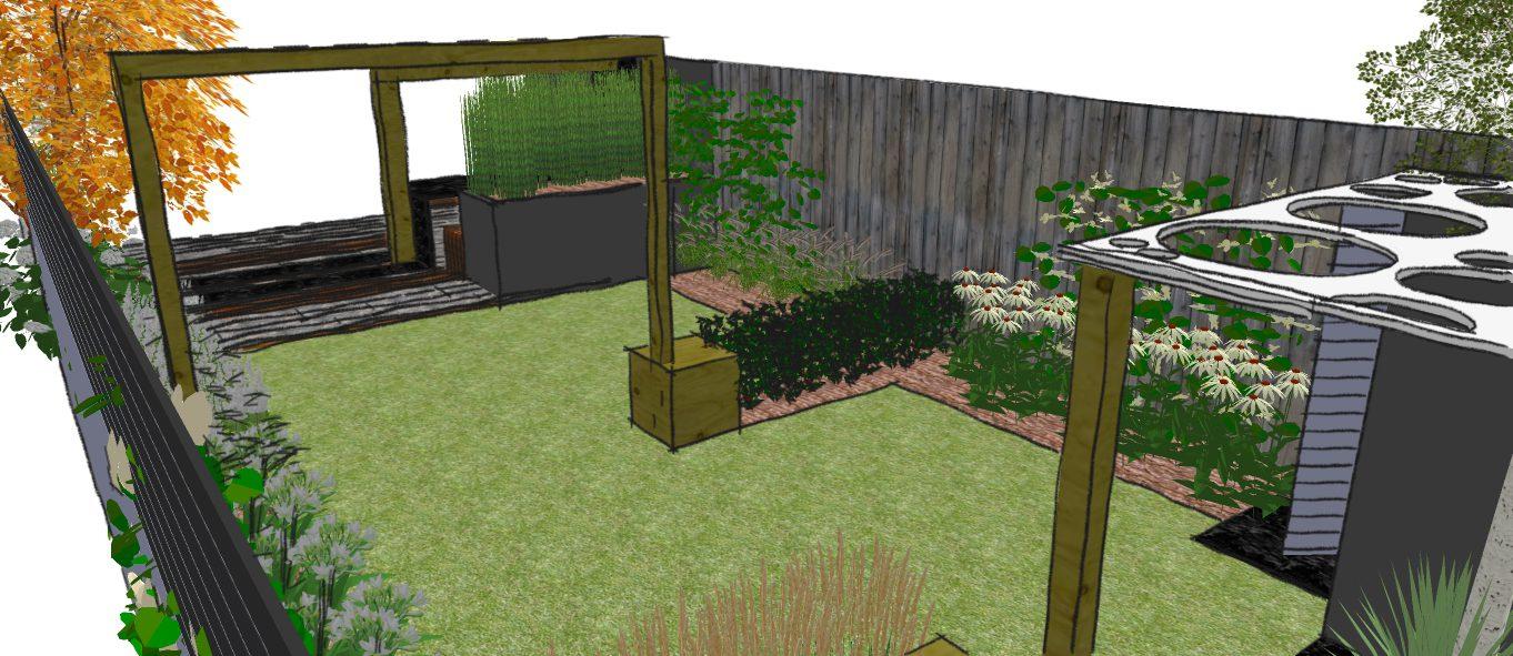 Visual 6 earth designs garden design and build for Garden design visualiser
