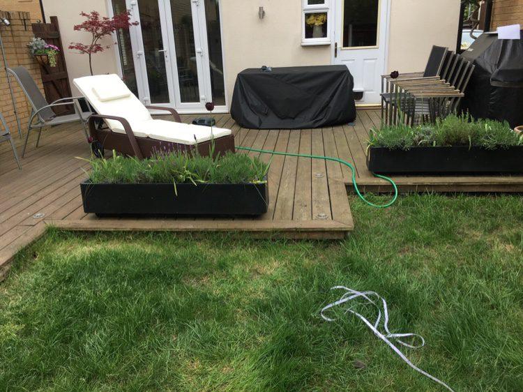Rayleigh Garden Designer needed