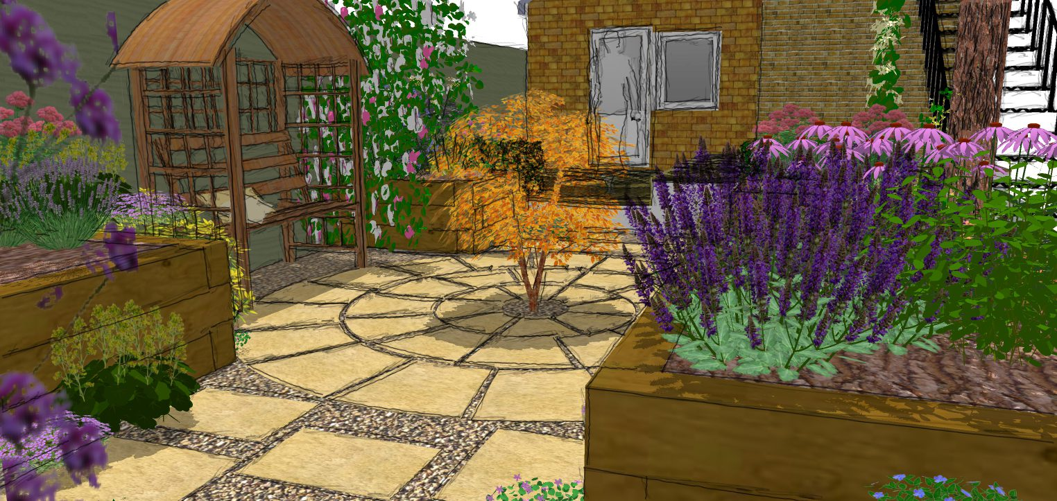 Walthamstow garden seeks east London garden designer for Court ...