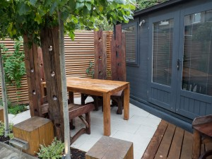Modern Garden Design Walthamstow