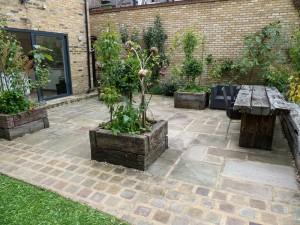 Kitchen Garden Design East London