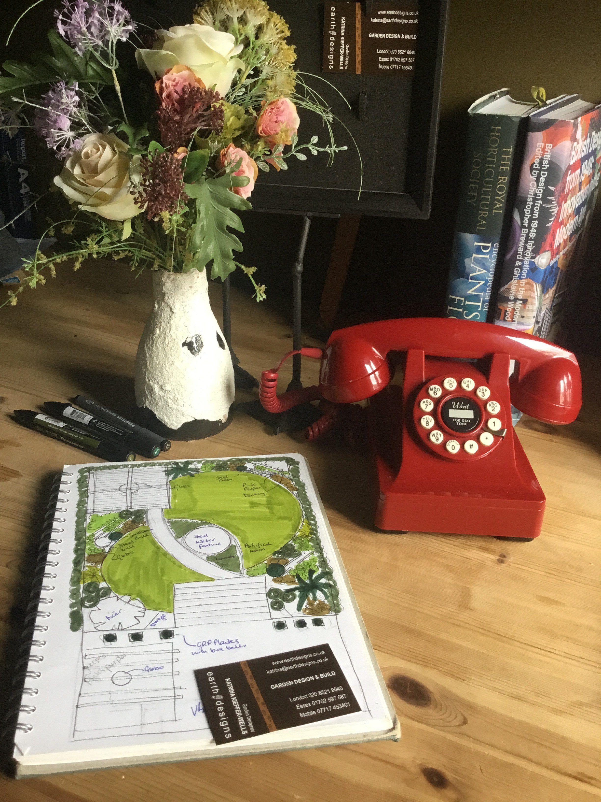 Earth Designs - garden and build