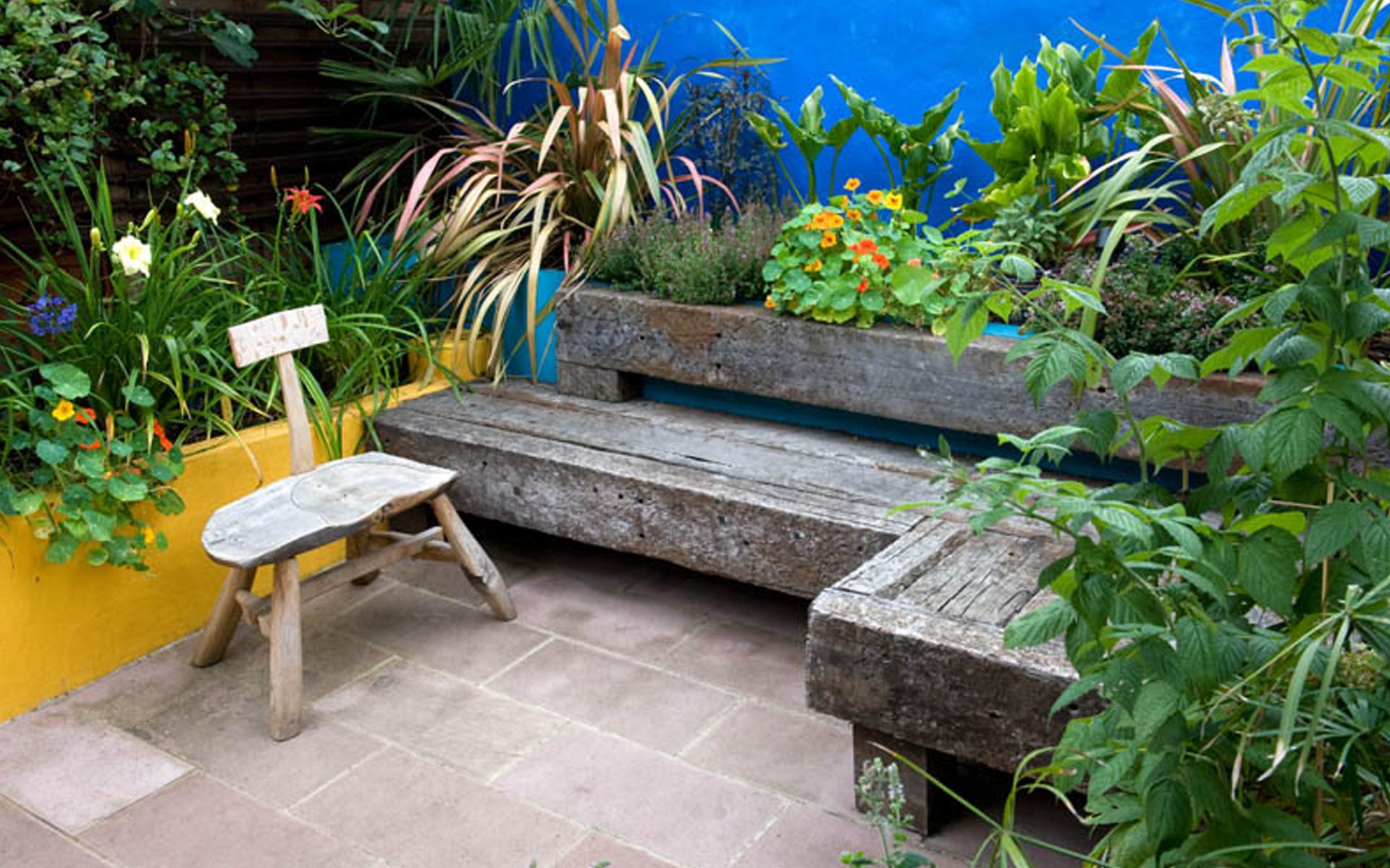 Earth Designs Garden Design ...
