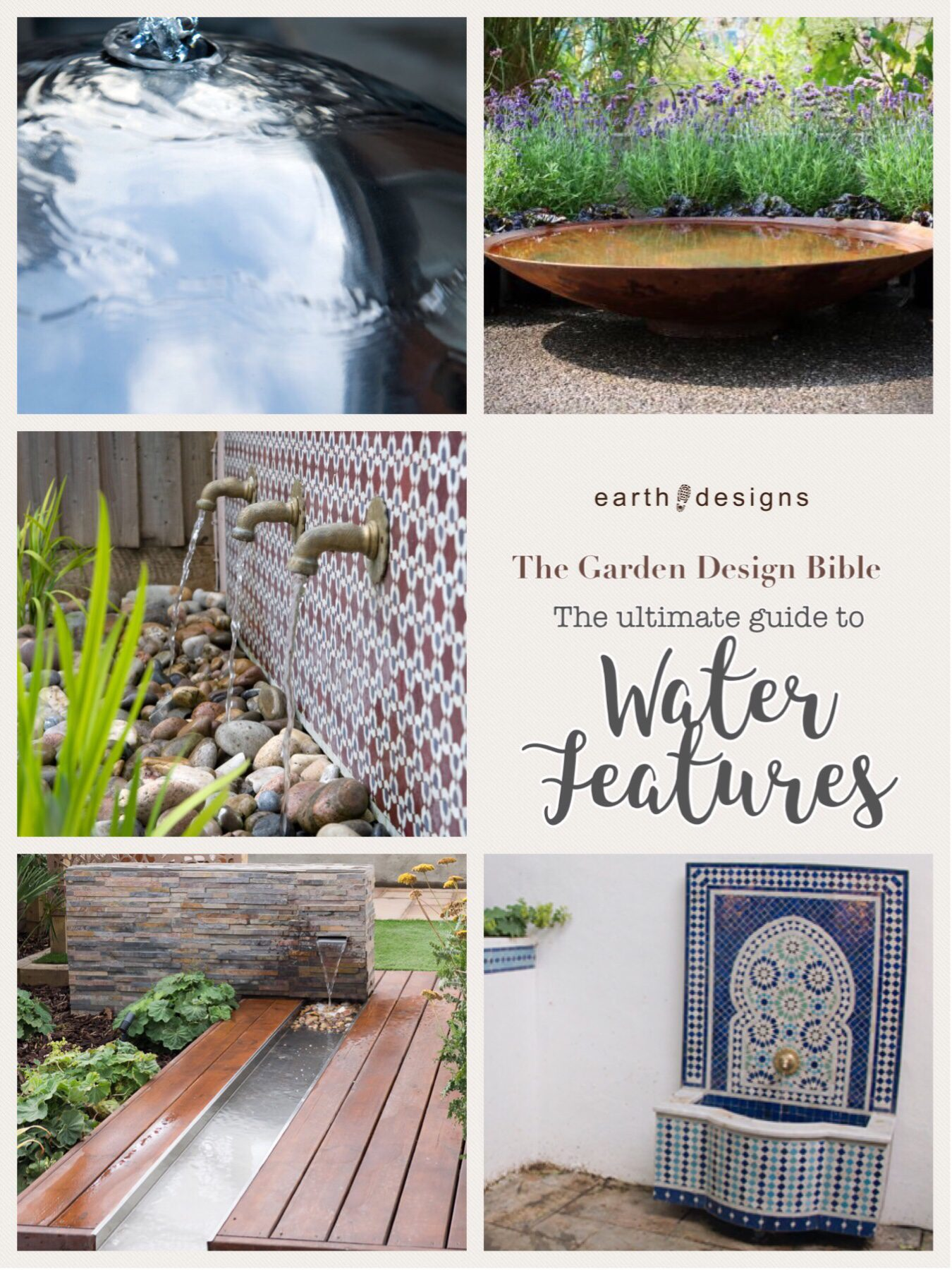 Garden water feature - the ulitmate guide