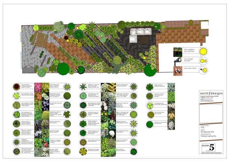 final creation for Japanese Garden Design