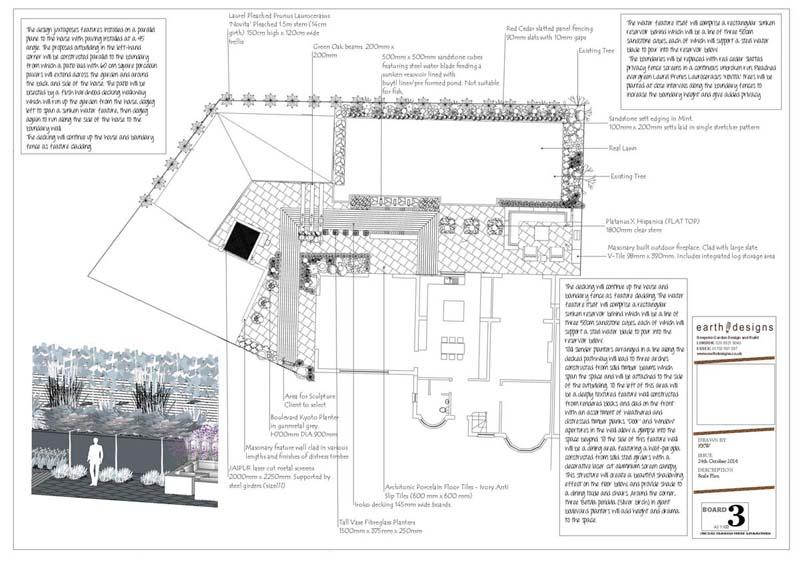 woodford family garden design