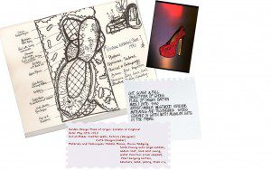Garden Design Inspiration Concept Sketch