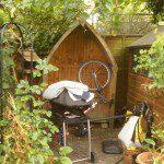 London Garden Design Sevenoaks Before Shot 1