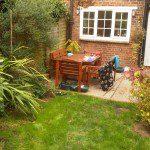 London Garden Design Sevenoaks Before Shot 3