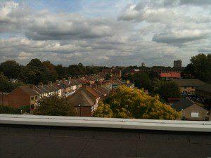 Roof terrace E16