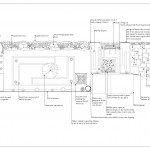 Walthamstow garden design plan
