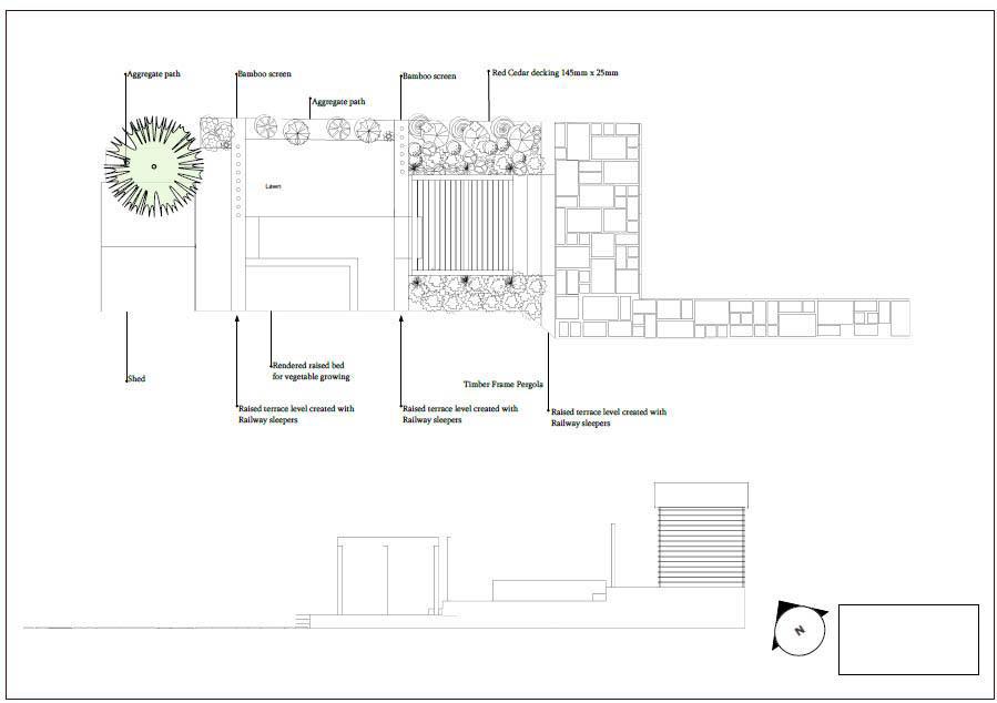 Garden design Willesden Green