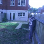 Willesden Green Before picture