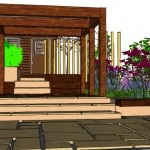 Willesden Green Garden Design visual 5