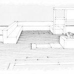 Garden Design London Dulwich Sketch 4