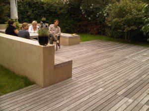 Garden Design London Dulwich Before Shot 1