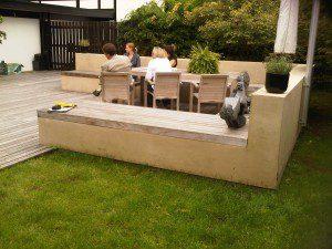 Garden Design London Dulwich Before Shot 3