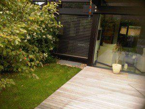 Garden Design London Dulwich Before Shot 4