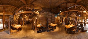 The Alnwick Treehouse Resturant