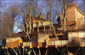The Treehouse at Alnwick