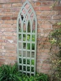 Garden Mirrors - Gothic Style