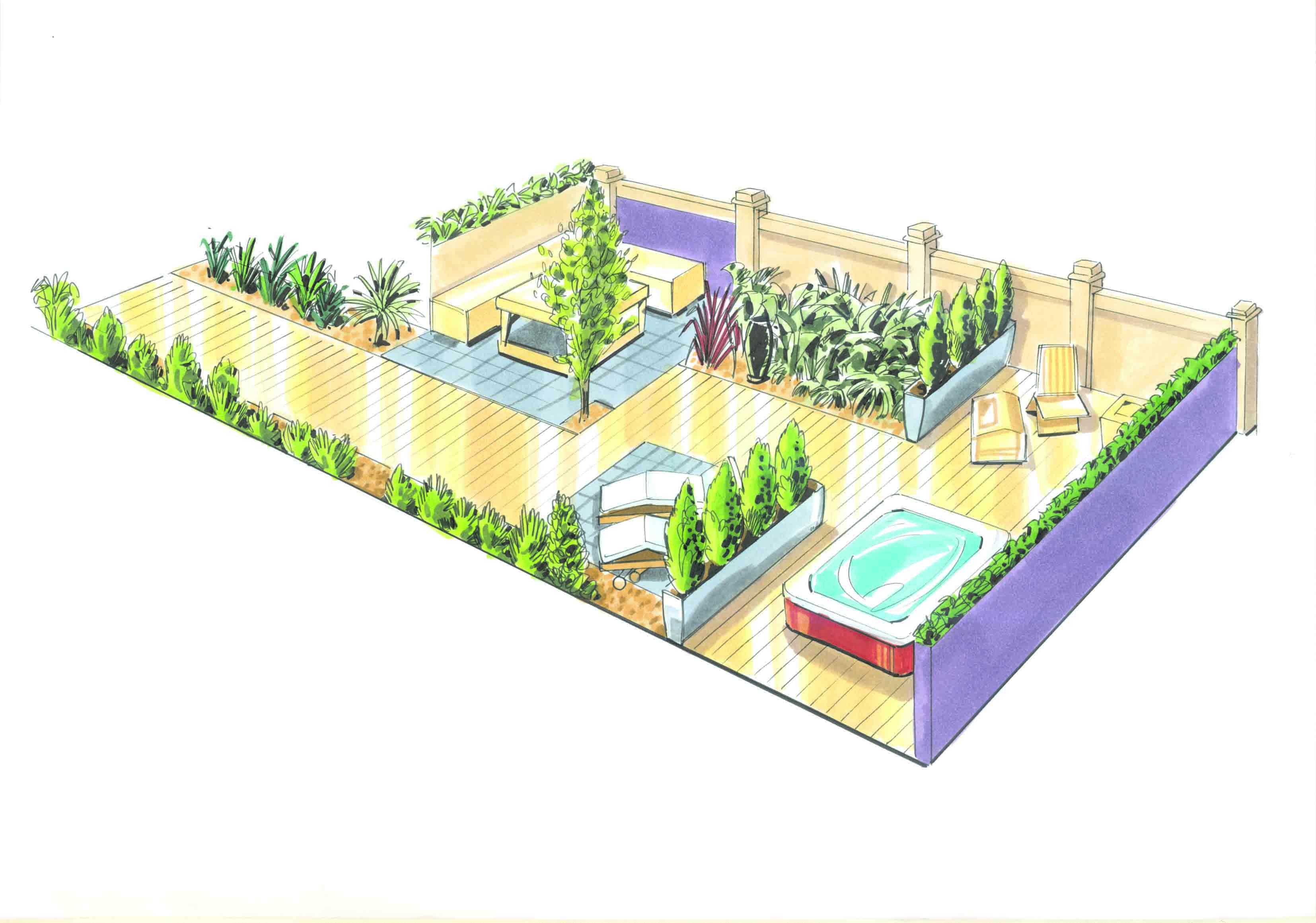 London Garden Design: Garden of the Month February 2012 ...