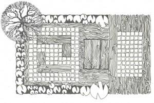 Walthamstow London Garden Design Plan