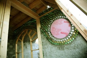 Earthship Biotecture - A building using sustainable, economical materials