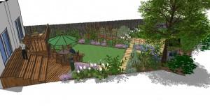 Garden Design London, Kilburn