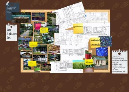 London Garden Design: ideas and Materials