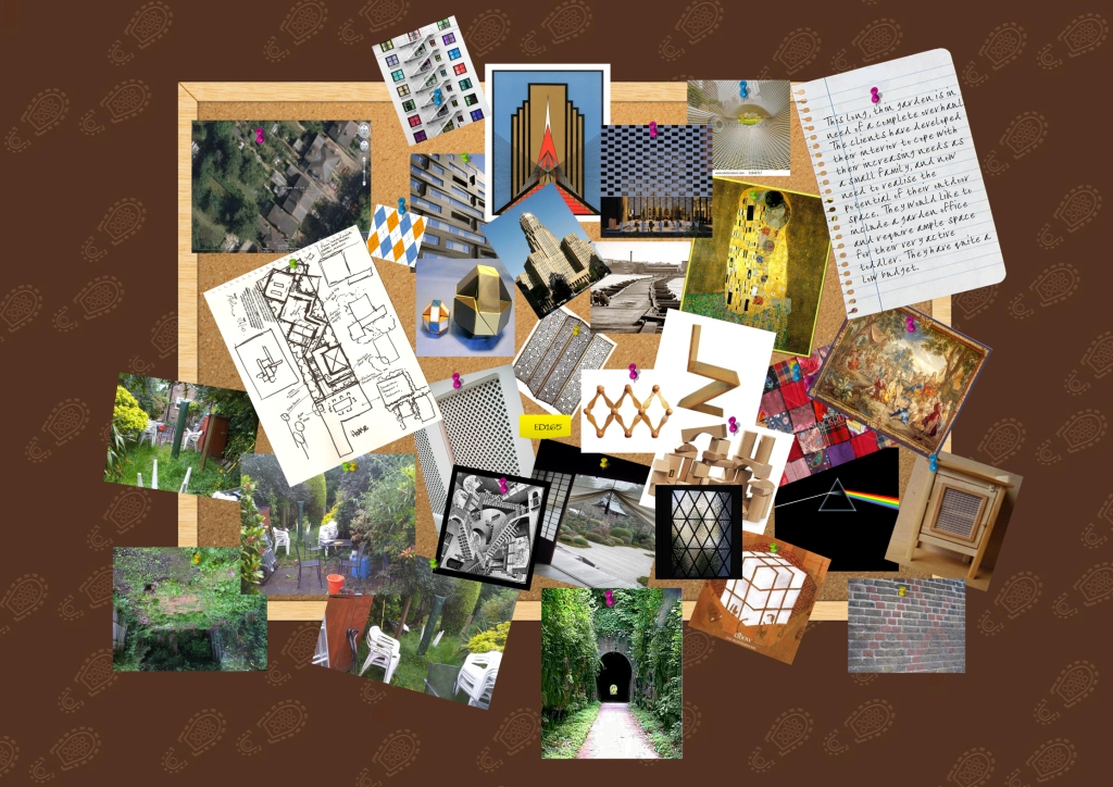 London Garden Design, Stanmore Inspiration