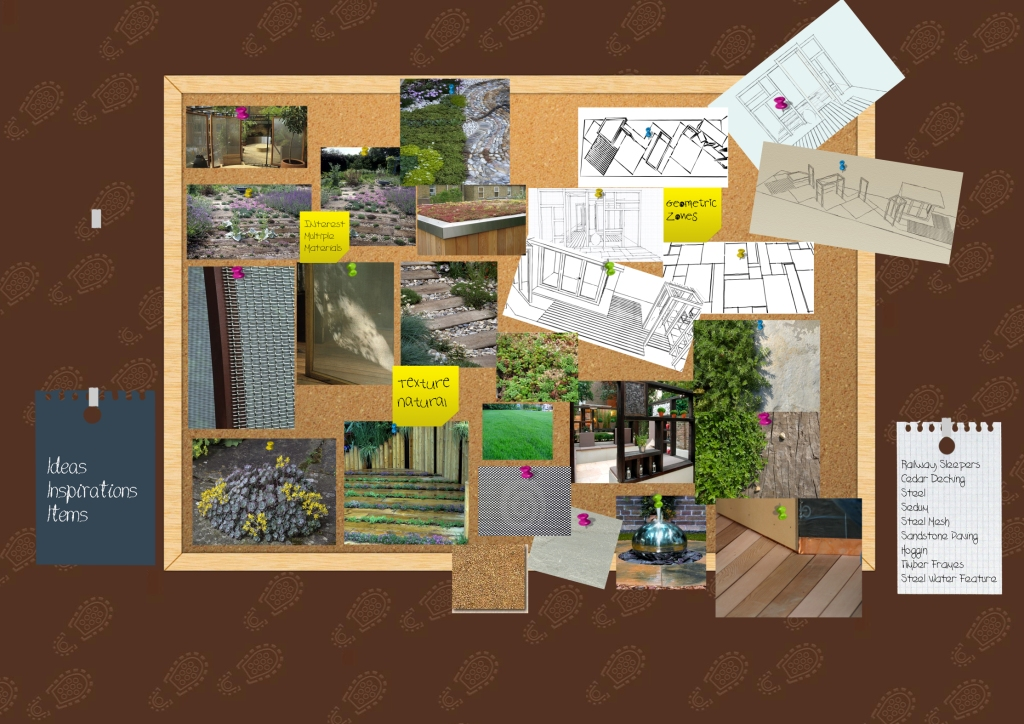 London Garden Design, Stanmore Ideas and Materials