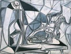 Picasso, Goat Skull