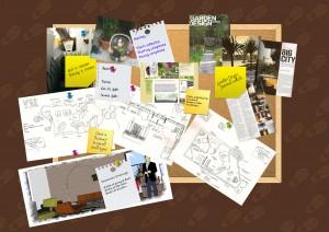London Gardeb Design Diary