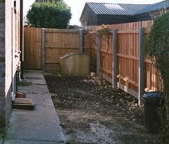 London urban garden design site photo