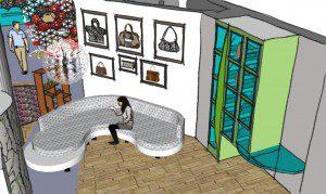 Romanian Interior Design - Ground Floor reception 2