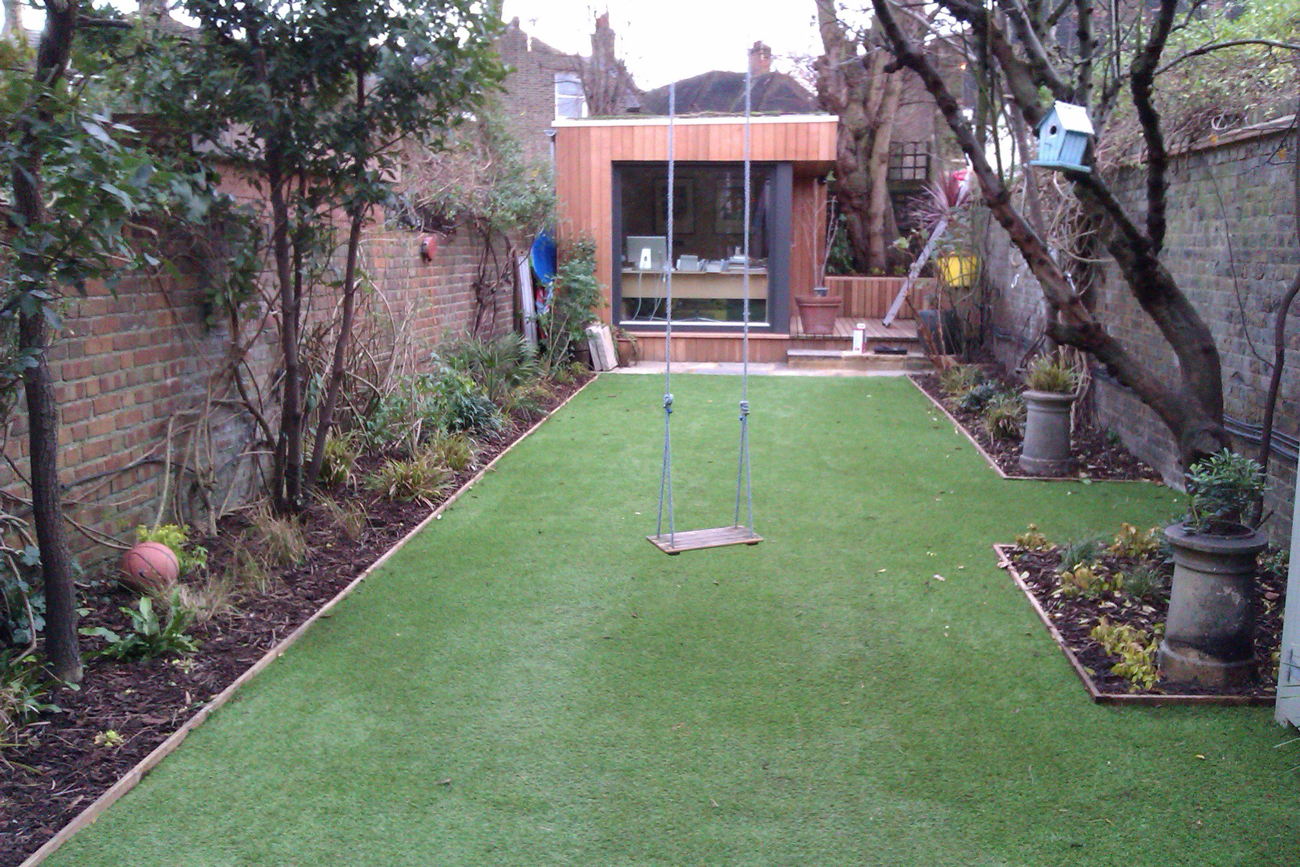 Garden Design Top Tips: I Fought the Lawn... - Earth ... on Patio And Grass Garden Ideas id=50207