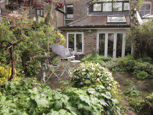 Garden in Hackney
