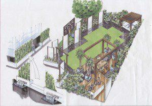 Greenwich Garden Design