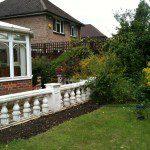 Garden in Watford